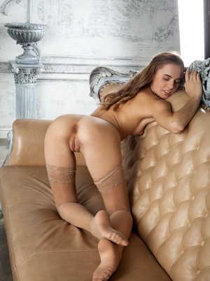 Stocking leggs fetish